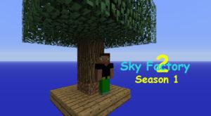 Sky Factory 2 Season 1